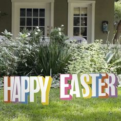 Ways to Create Fun Outdoor Easter Decorations : Fun Outdoor Easter Decorations Ideas