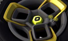 Renault диски концептов: