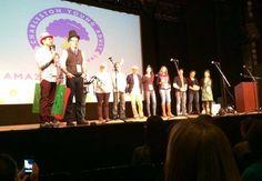 Middle Grade Storyball at #yallfest - via @Tara Smith