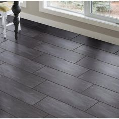 Costa Bella Nero Porcelain Tile   12in. X 24in.   100272368 | Floor And