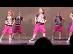 Girls on The Dance Floor - Hip Hop Recital 2012 Little Girl Videos, Little Girls, Kids Dance Classes, Hip Hop, Dance Training, Kids Shows, Girl Gifs, Recital, Floor