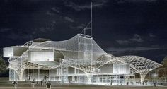 centre pompidou metz - Google Search