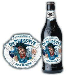 Wychwood Brewery - hand-crafted and award winning, characterful beers from the famous Oxfordshire brewer. Bar, British Beer, Beer Coasters, Beer Brands, Beer Recipes, How To Make Beer, Beer Label, Best Beer, Beer Lovers
