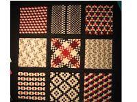 japanese meshwork quilt