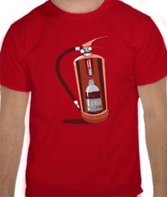 camiseta cola mentos 19,90