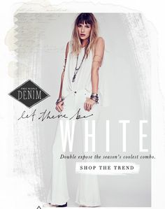 Let There Be White