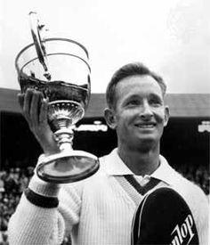 Rod Laver - Australian tennis star of the Sport Tennis, Play Tennis, Famous Left Handed People, Australian Tennis, Monica Seles, Rod Laver, Tennis Photos, Tennis Legends, Tennis World