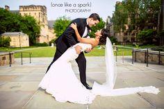 Wedding Sneak Peek :: Alyssa   Matt :: A Match Made at Yale :: with Graham