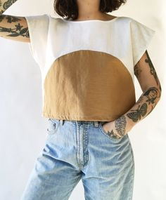 casual date ideas Sewing Clothes, Diy Clothes, Mode Style, Style Me, Look Fashion, Womens Fashion, Fashion Design, Ladies Fashion, Fashion Tips