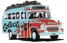 Colectivo bus
