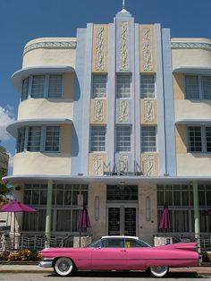 miami 11 Curved Lines, Amazing Architecture, Decay, Miami, Curves, Multi Story Building, Florida, America, Urban