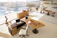 Office furniture | DEDALUS http://www.offi-group.com/office-furniture/office-furniture-for-managers/dedalus.htm