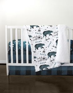 Nursery bedding & decor by Rock & Rollick. Coming Spring 2016! Subscribe for launch specials! www.rocknrollick.com