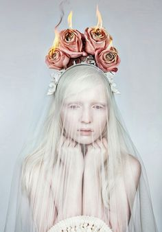 . Nastya Zhidkova, Danil Golovkin, 2012 for magazine Fashion Gone Rogue