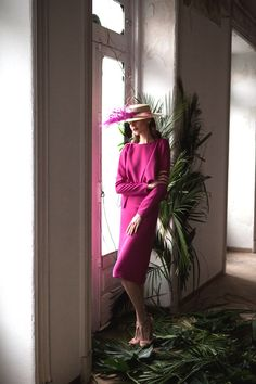 Boüret CocoLizzie Wrap Dress, Dresses For Work, Fashion, Bridal, Events, Summer, Photos, Spring, Moda