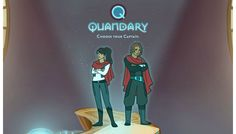 Teachers | Quandary - Quandary is a free, online game that engages students in ethical decision-making and develops skills that will help them recognize ethical issues and deal with challenging situations in their own lives. Designed for ages 8 to 14...