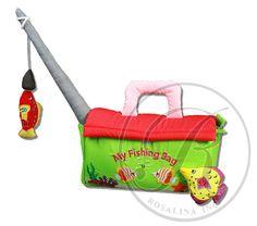 My Fishing Bag Girl Playbag 7253GIRL