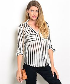 c21241285e7c2 Pinstripes and Pearls Top Ladies Boutique