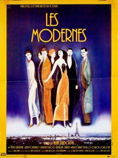 Keith Carradine Linda Fiorentino Genevieve Bujold LES Modernes Alan Rudolph 1988 | eBay