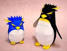punky penguins