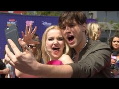 Dove Cameron & Ryan McCartan: RDMA's Cutest Couple - YouTube ❤️they are awesome