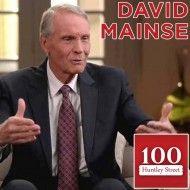 David Mainse in Stayner (July 25)