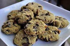 Paleo Avocado Banana Bread Cookies