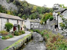 Discover Derbyshire and the Peak District, UK  Castleton!!  I love this place.  Fed the ducks just around the corner.