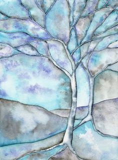 Árboles - Autor: Viviana Meissinger