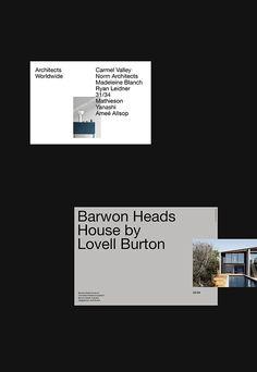 Architecture on Behance Print Layout, Web Layout, Page Layout, Layout Design, Layouts, Web Inspiration, Graphic Design Inspiration, Resume Design, Stationery Design