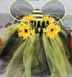 No Sew Bumble Bee Tutu   The NY Melrose Family