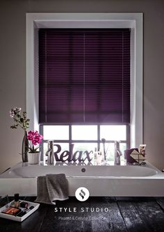 Eclipse Blinds Infusion asc Grape Pleated Blinds with Senses Pleated System