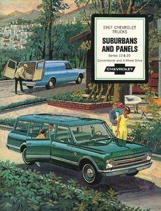 1967 Chevrolet Suburbans and Panels-01