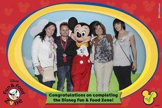 Face-Box Gallery Disney | Fun & Food Zone
