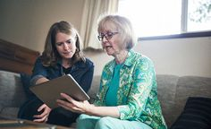 Being a caregiver is an emotionally taxing, challenging job, and it's often hard to know where to turn for trusted help and information. There are a few options that can help.