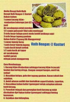 48 Best Kuih Malay Images Malaysian Food Traditional