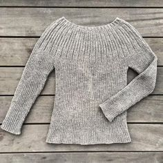 Knitting for Olive: BELLIS RIB strikkeopskrift
