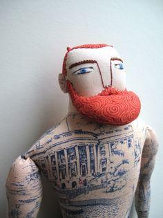 mr red beard ♥ mimi kirchner