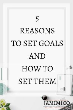 Ever wondered why people set goals? Here's why you should set goals and how to set them! 5 Reasons to Set Goals and How to Set Them Development Quotes, Self Development, Personal Development, Short Term Goals, Goal Quotes, Thing 1, Life Organization, Organizing, Self Improvement Tips