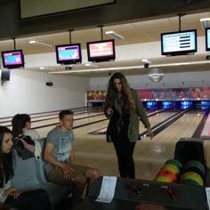 Au bowling !