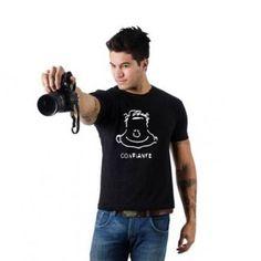 Comece o dia sendo confiante! : Comece o dia sendo confiante! A Camisetas da Hora tem vrios modelos de estampas com sentimentos diferentes, na seo Caras e Bocas. Que tal usar uma que combine com voc?http://goo.gl/gb8Pl4 | camisetasdahora