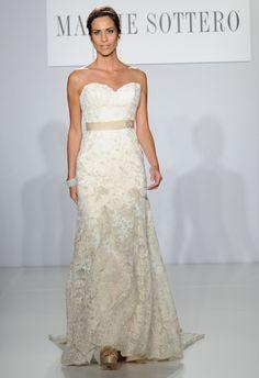Maggie Sottero Spring 2014 Wedding Dresses #maggiesottero