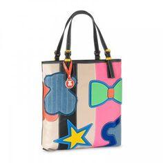 802e06bb01 TOUS Patch collection handbag Carteras Tous, Carteras Y Bolsos, Bolsos De  Mujer, Moda