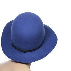 kapelusz indygo Pinalu
