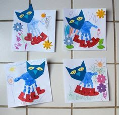 craft ideas kindergarten 1000 ideas about pete the cat costume on pete 1548