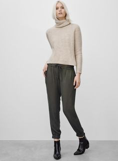 TALULA LOS FELIZ PANT - <p>Relaxed joggers that you'll always be happy to slip into</p>