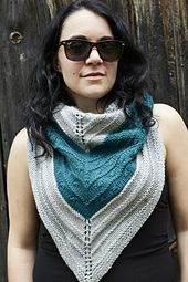 Ravelry: Cabin Shawl pattern by This.Bird.Knits