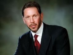 Larry Ellison - CEO & co-founder of Oracle corporation