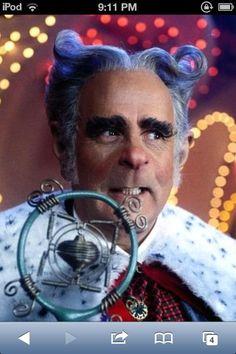 Mayor of Who Ville Hair MEN Dr Seuss