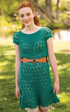 Ooh Là Là flared crochet dress - Media - Crochet Me